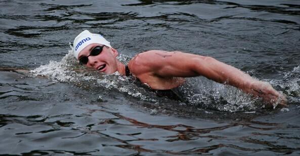 Latvijas čempionus peldēšanā atklātā ūdenī noskaidros 7. augustā