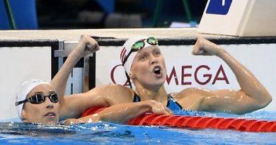 Lsm.lv: Latvijas peldētājiem pēc olimpiskā starta gluži pretējas emocijas