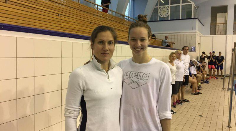 Ņikitinai Rīgas čempionātā jauns Latvijas rekords