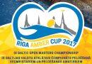 """Aicina uz starptautiskām sacensībām """"Riga Amber Cup 2017"""""""
