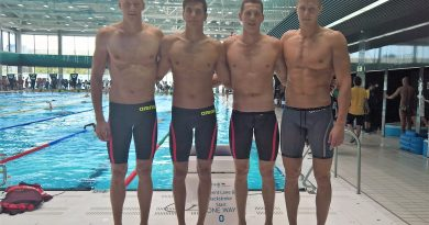Latvijas peldētājiem valsts rekords pasaules čempionātā