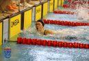 Ņikitinai nedaudz pietrūkst līdz rekordam arī 100m tauriņstilā