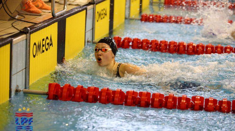 Ņikitina Salņikova kausā labo trīs nacionālos rekordus