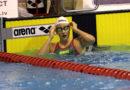 Maļuka sprintā labo Latvijas rekordu