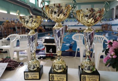 SK Delfīns triumfē Latvijas U19 čempionātā