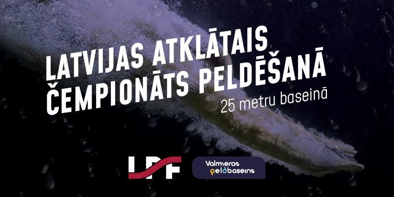 Latvijas čempionāts 25m peldbaseinā